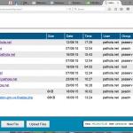PHP FTP Uploader