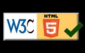 badge-w3c-valid-html5